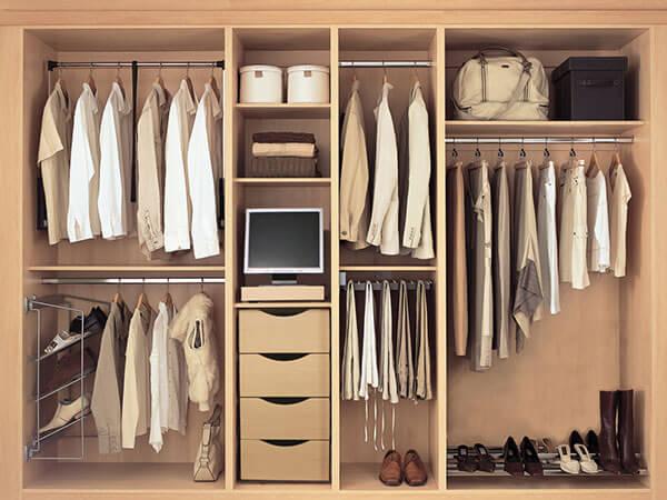 wardrobe hinged delhi